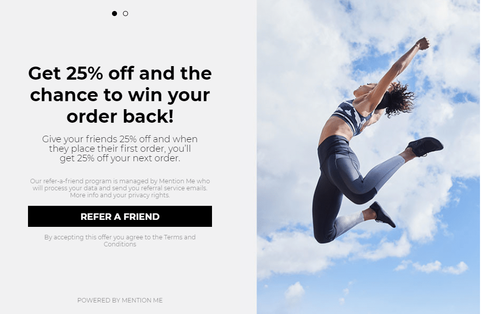 vivobarefoot.com 25% off refer a friend offer