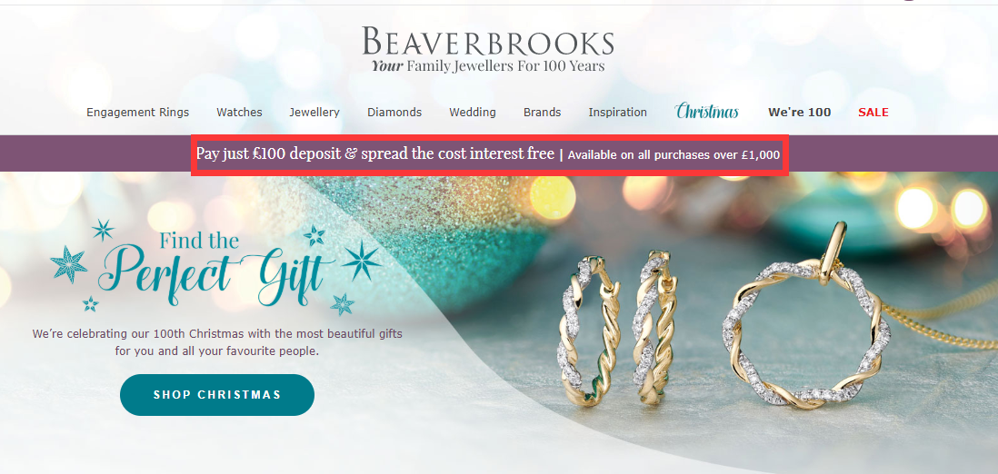 beaverbrooks.co.uk discount code