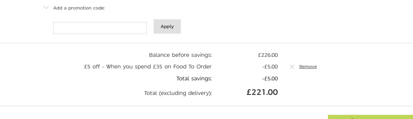 Marks & Spencer Discount Code