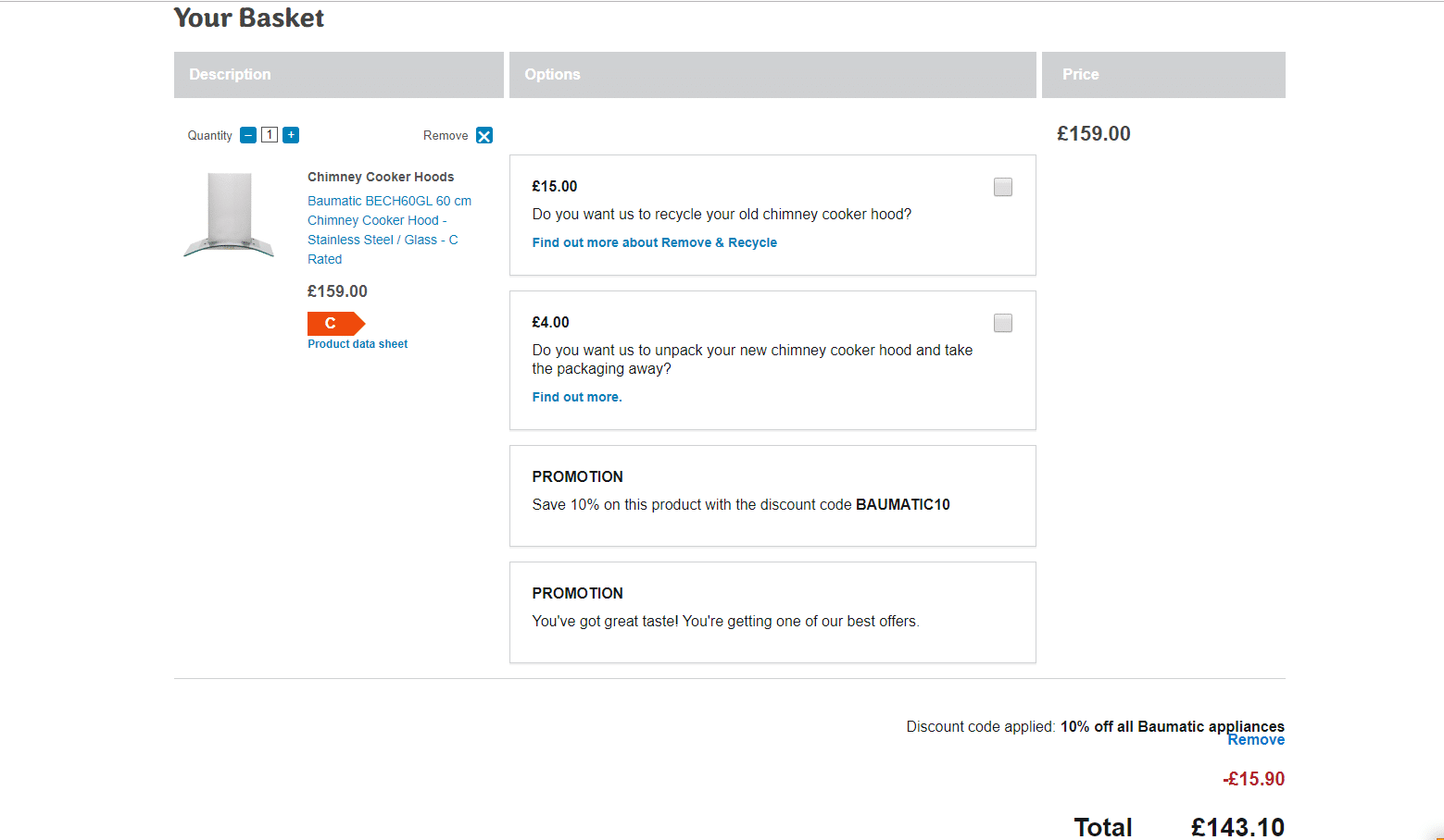 AO Discount Code