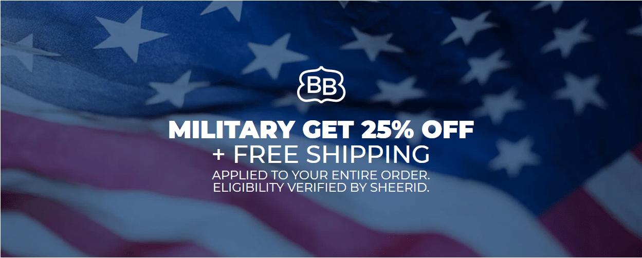 brooklynbedding.com 25% off Military Discount
