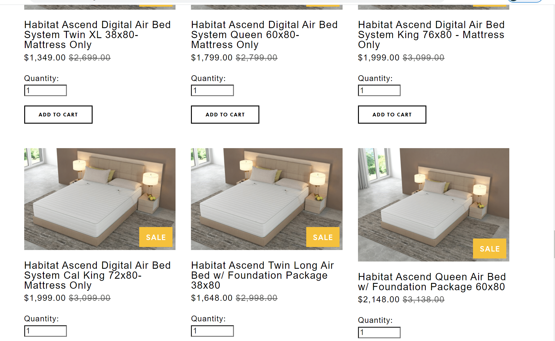 Habitat Furnishings deal