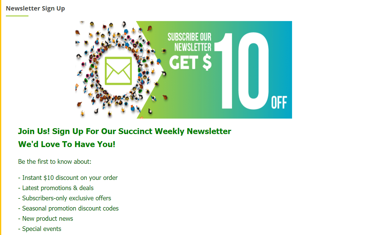 eglobalcentral.com $10 off sign up coupon