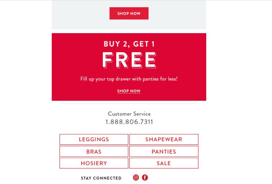 spanx discount